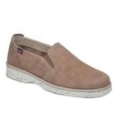 CALLAGHAN 17601 Zapato hombre , suela adaptación TAUPE