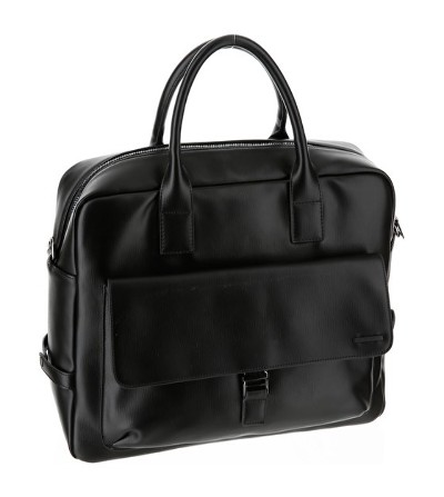 Stonefly 213374 BORSA OXFORD 1 SYNT. LEATHER NEGRO
