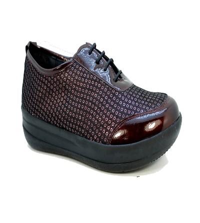 DOCTOR CUTILLAS 50717 Zapato señora , ancho especial cordón