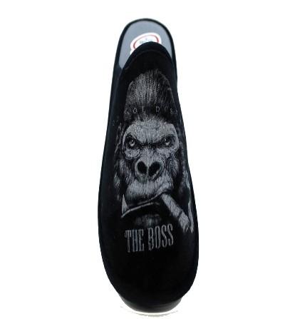 Zapatillas de casa Hombre, Don´t disturb the boss