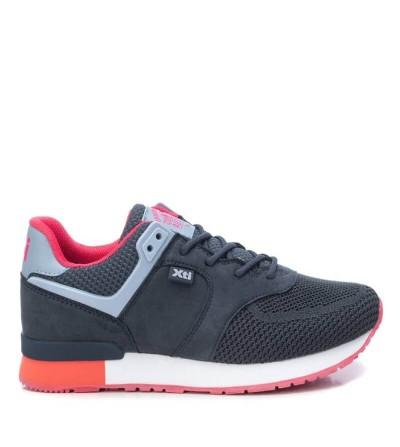 XTI 42400 Zapato deportivo mujer Multicolor NAVY azul