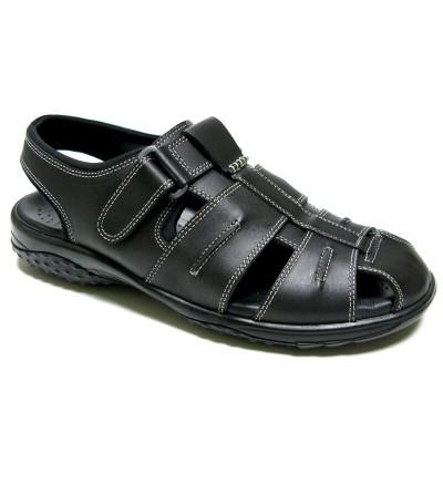 STONEFLY 210813 Zapato piel calados y cierre de cordones elásticos y detalle de brillantes, ORO Metalizado