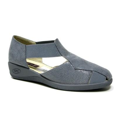 STONEFLY 211737 SPOCK Zapato deportiva piel calados y cierre de cordones  BLANCO