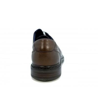Doctor Cutillas 81185 NEGRO Zapato salón en lycra , ancho especial, dibujo serpiente metalizado