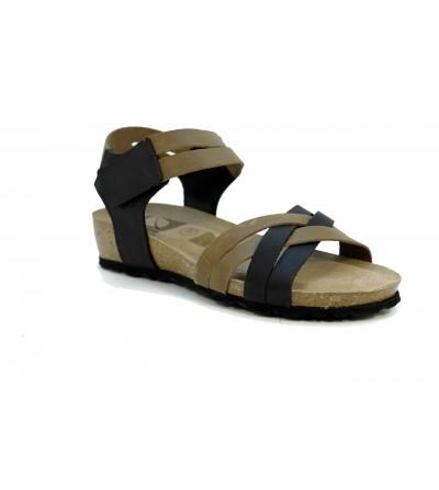 DOCTOR CUTILLAS 53101 Zapato señora con velcro Negro